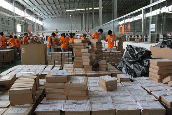 小米月营收超十亿完成千万产能布局