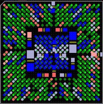 在PCB设计中高效地使用BGA信号布线技术