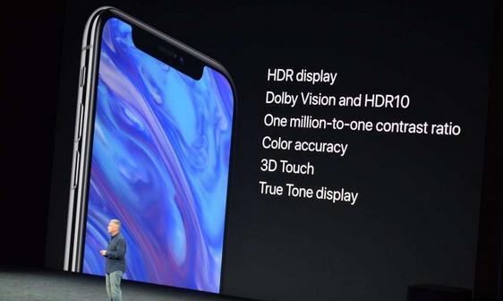 三星已垄断超九成OLED面板 苹果受困全面屏量产