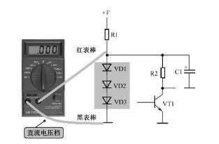 极管构成的简易直流稳压电路 -—Pcb Partner百能网图片