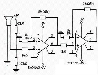 d6433 超声波测距电子电路设计详解